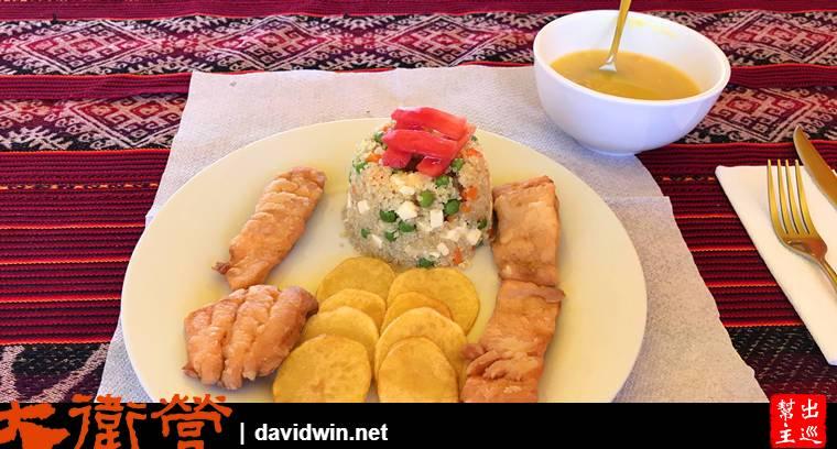 的的喀喀湖湖上料理