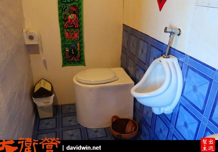 的的喀喀湖湖上住家廁所