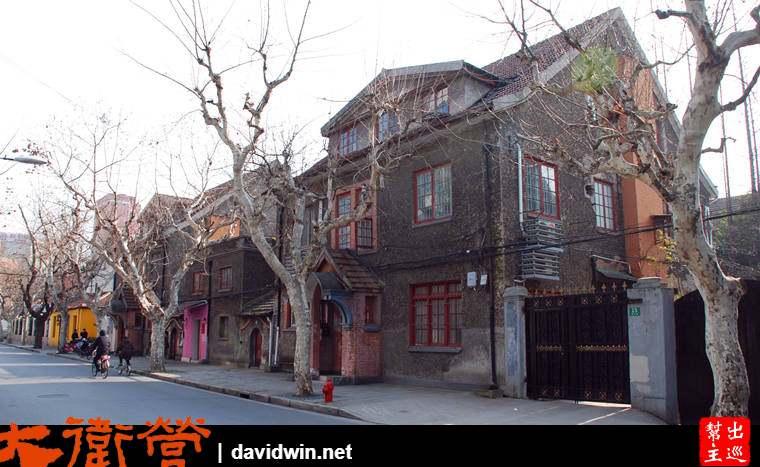 上海桃江路老洋房