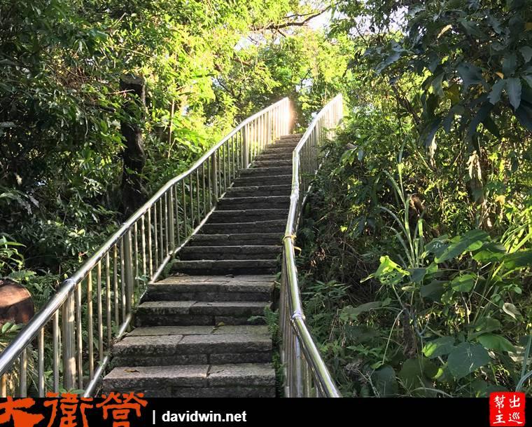 仙跡岩爬山步道