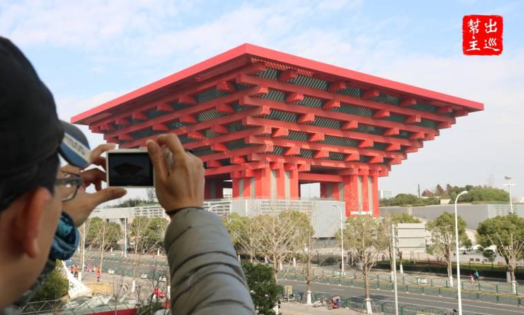 【上海|景點】世博中國館變身美術館:中華藝術宮