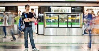 上海地鐵二十週年
