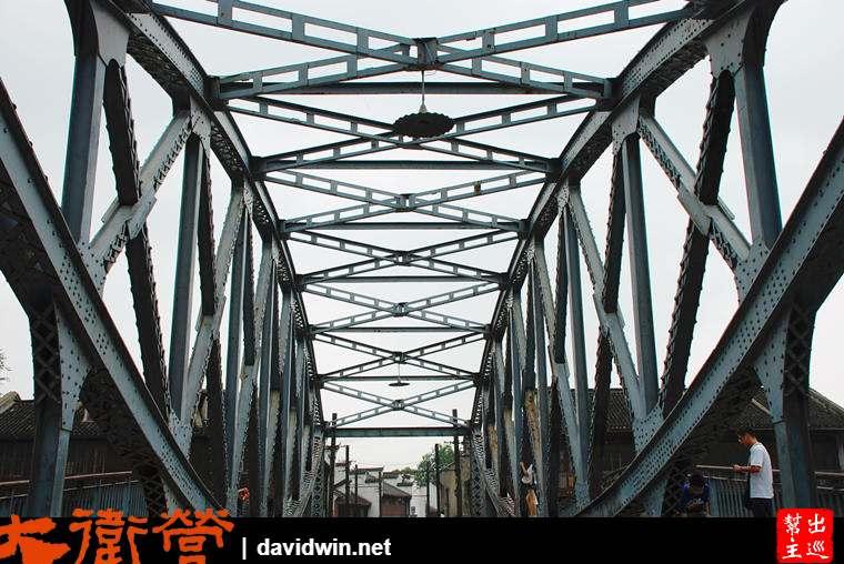 車墩影視樂園外白渡橋