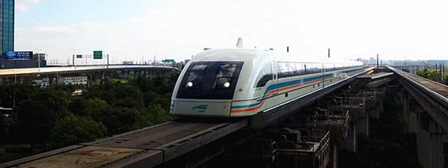 上海磁懸浮列車