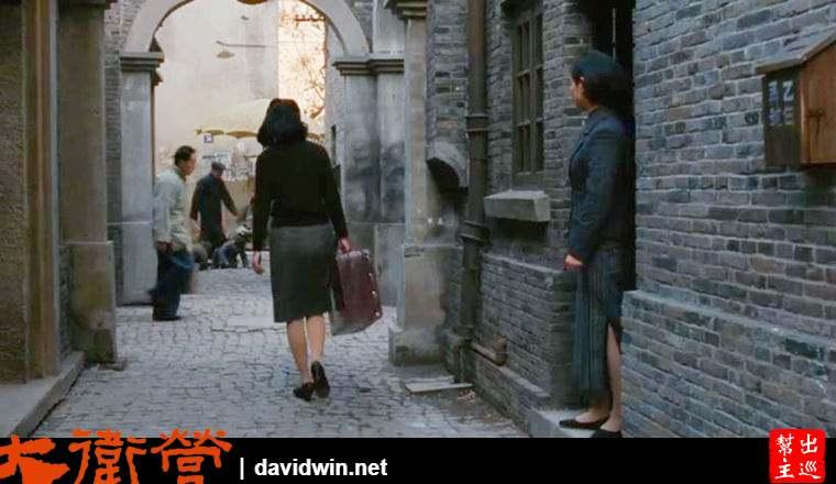 色戒場景:上海車墩影視基地
