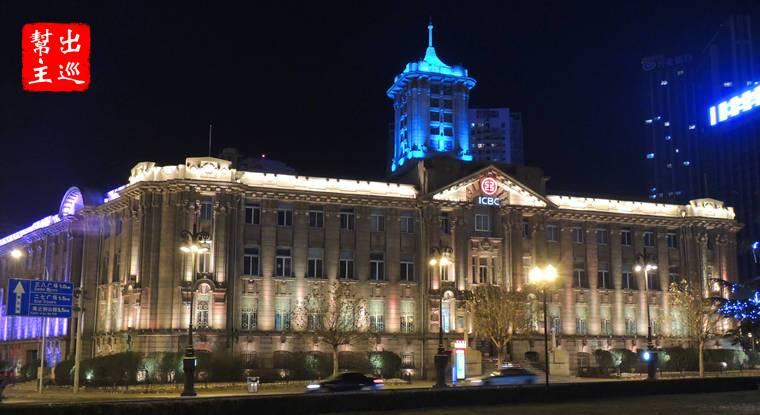 上海有外灘萬國建築博覽會,大連也有中山廣場建築博覽,毫不遜色