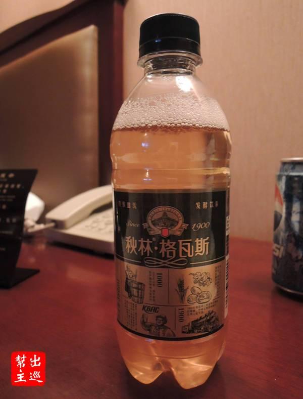 秋林。格瓦斯這奇特的東北飲料