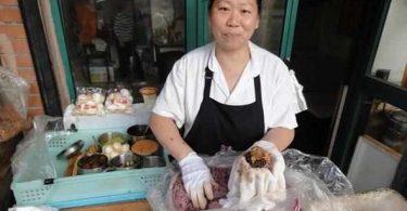 【上海|美食】南陽路粢飯糰