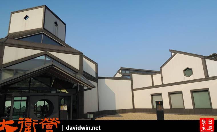 貝律銘親自操刀設計蘇州博物館