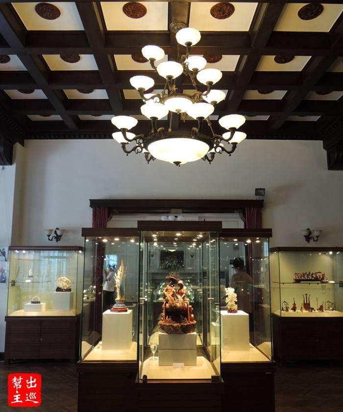 上海小白宮:公董局總董官邸目前是上海上海工藝美術博物館