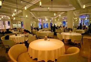 外灘三號中米其林三星大廚 Jean Georges餐廳