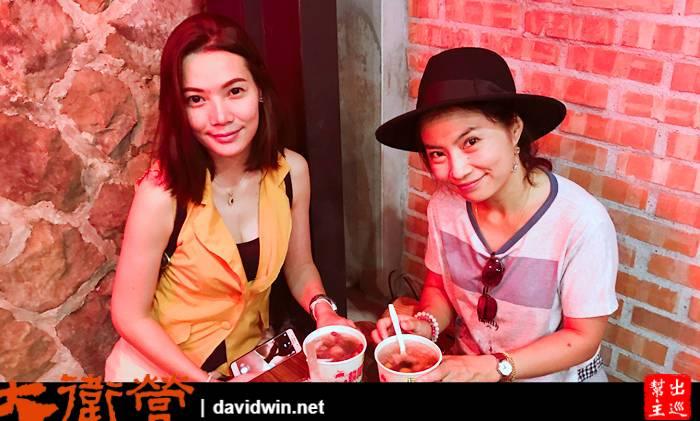 泰國朋友來台灣旅行