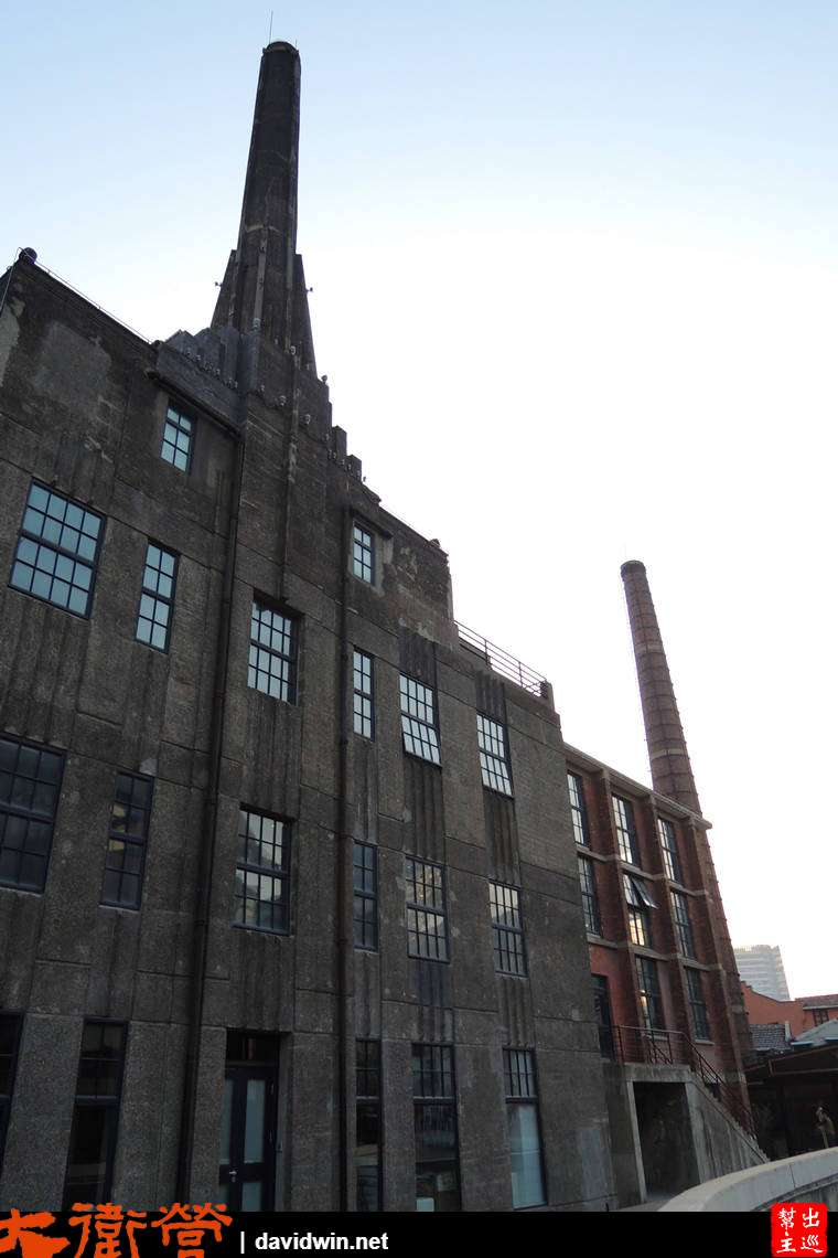 1933老場坊周邊建築