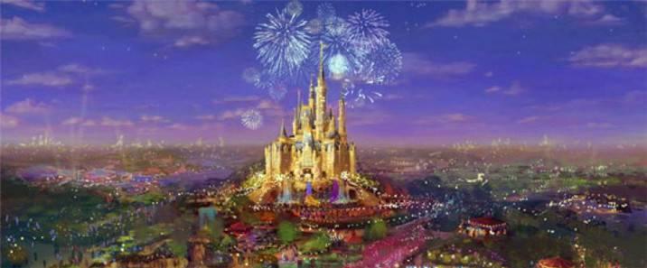 何必去上海迪士尼