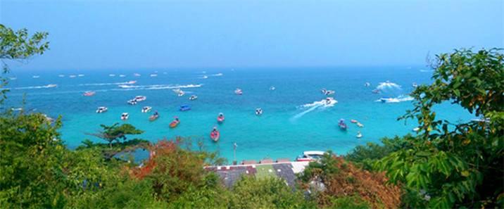 小珊瑚島Koh Larn Island