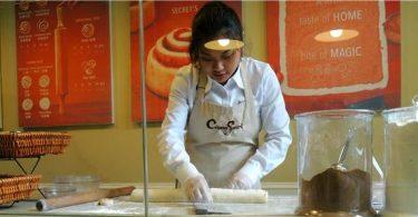 【上海|美食】堅持專注的 CinnaSwirl 肉桂卷
