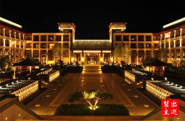 西安臨潼悅椿溫泉酒店