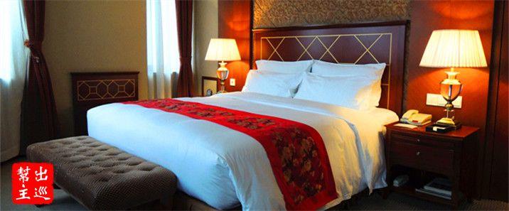 住在上海城市中心點:國際飯店