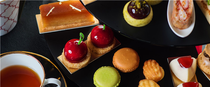 【上海|下午茶】SALON DE THE de Joël Robuchon