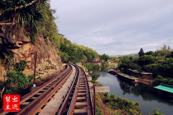 『死亡鐵路』這個聽聞許久的景點,今天終於拿下了