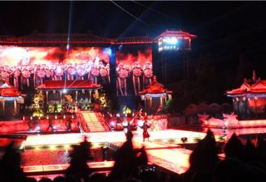 【西安|演出】大型戶外歌舞劇『長恨歌』