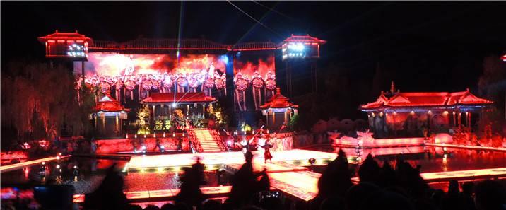 【西安 演出】大型戶外歌舞劇『長恨歌』