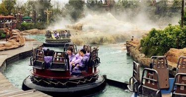 上海迪士尼探險島