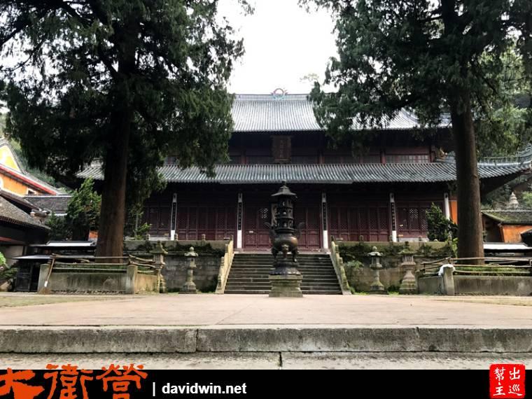 浙江天台國清寺