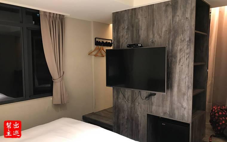 住宅區內的高CP值住宿:台中愛戀旅店