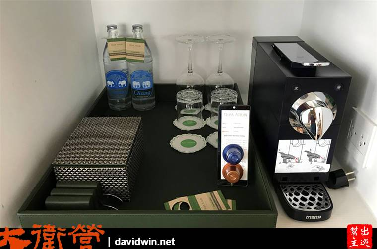 咖啡也升級到膠囊等級