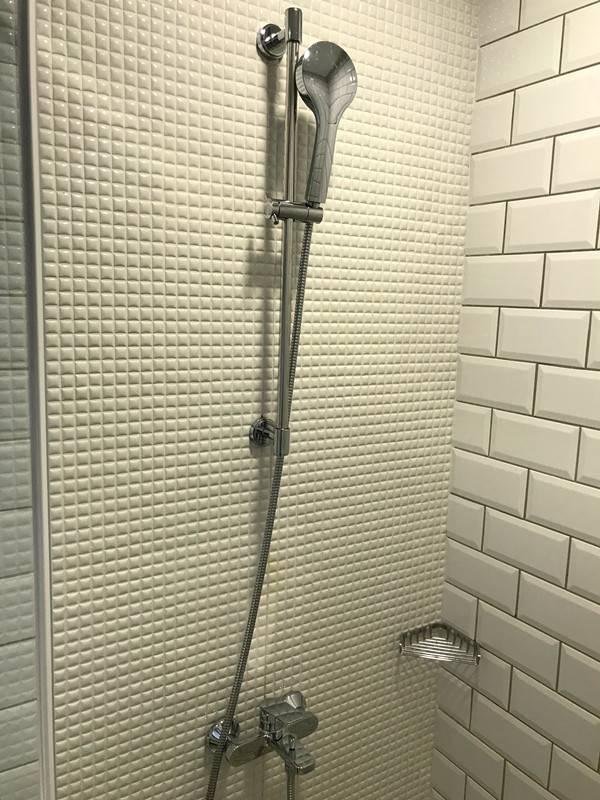1969台中藍天飯店房間衛浴空間