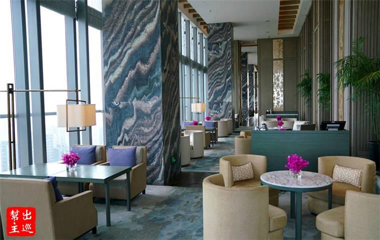 Living Room悅廳,這區是杭州小姑娘最愛來吃下午茶的地方