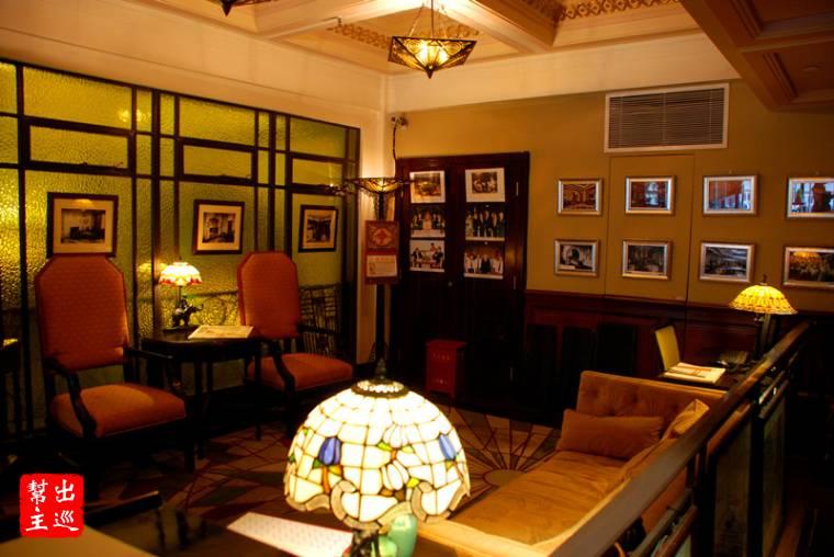 和平飯店內的隱藏景點:和平收藏館