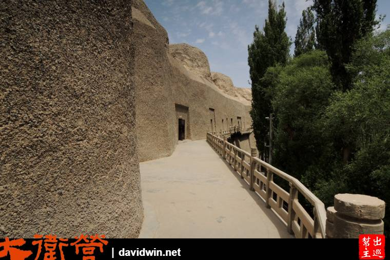 西千佛洞開鑿的時間比莫高窟更早,歷史文化價值更高