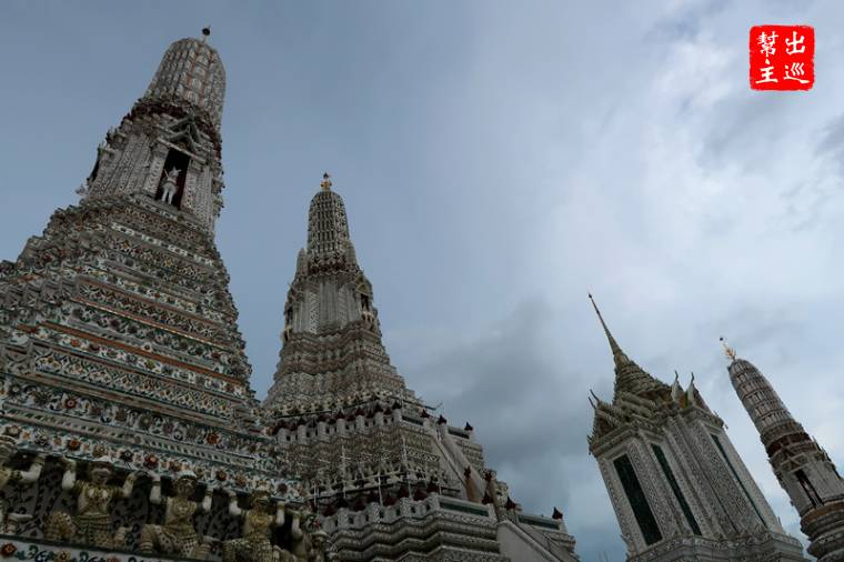 曼谷地標級景觀:鄭王廟(黎明寺)
