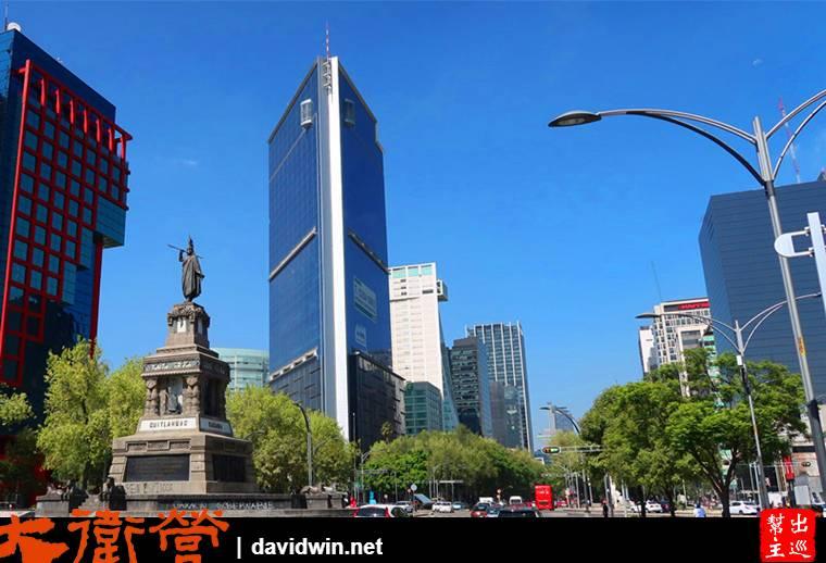 墨西哥的首都與經濟中心