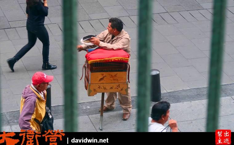 墨西哥街頭