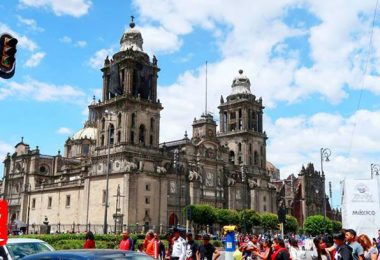 墨西哥城主教座堂 Mexico City Metropolitan Cathedral