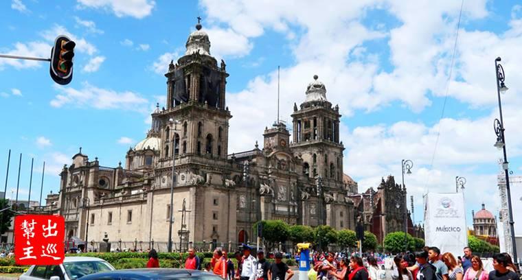 墨西哥城主教座堂 Mexico City Metropolitan Cathedral