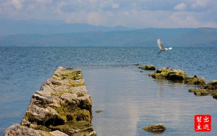 中國第七大內陸湖:洱海
