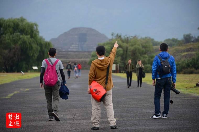 【美洲|墨西哥】特奧蒂瓦坎遺跡Teotihuacan(月亮太陽金字塔)
