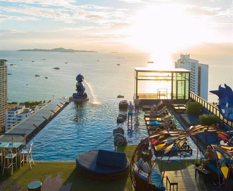 Siam@Siam Design Hotel Pattaya,是非常受歡迎的設計酒店