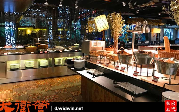 視覺系設計旅店:Siam@Siam Design Hotel Bangkok早餐
