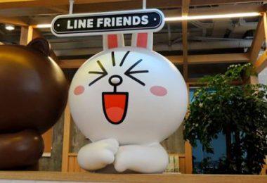 Line Friends 淮海中路店
