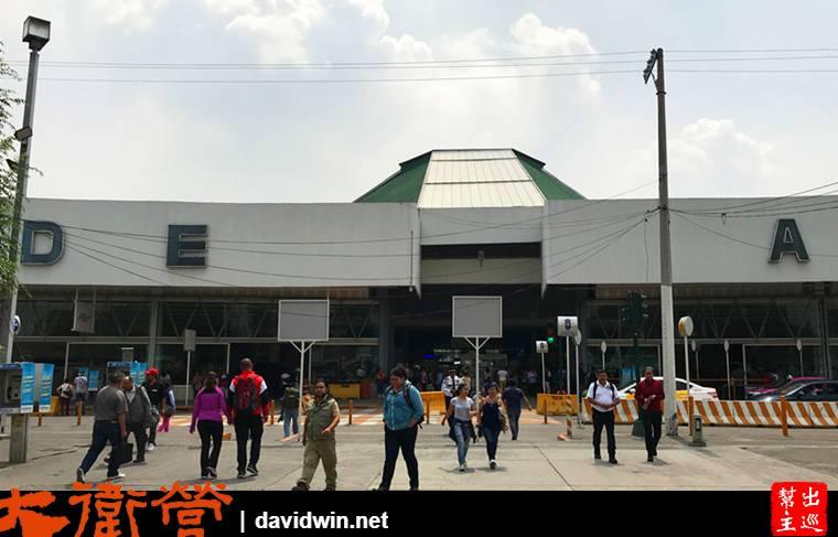 墨西哥Northern Bus Terminal站