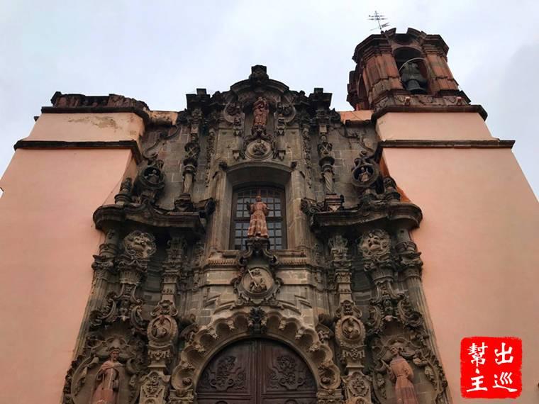 聖地牙哥修道院 Iglesia de San Diego