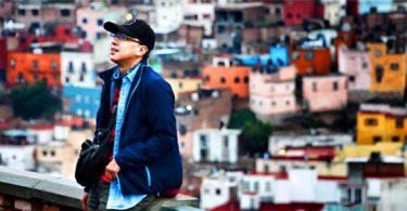彩色山城瓜納華托Guanajuato