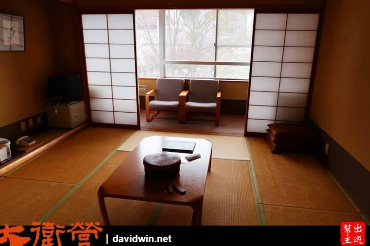 日式塌塌米的房間