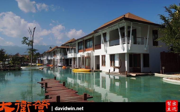 山腳下的親水特色住宿The Oia Pai Resort & Spa