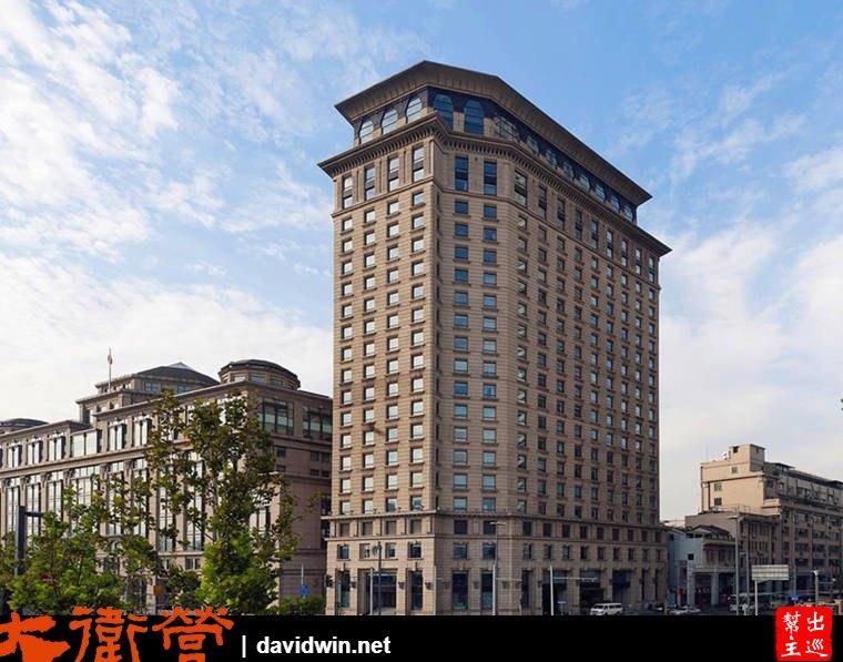 上海東方商旅酒店外觀